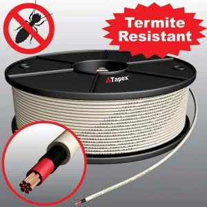 Termite resistant tracer wire