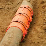 Safety Wrap - Exposed Pipeline Protection